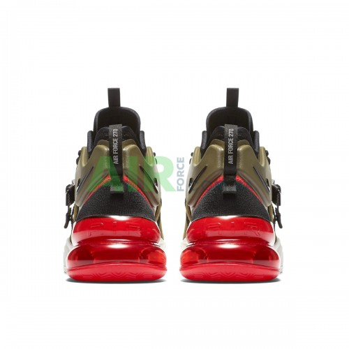 Air Force 270 Medium Olive Challenge Red AH6772-200