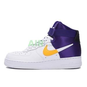 Air Force 1 '07 LV8 High NBA Lakers BQ4591-101