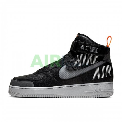 Air Force 1 High Under Construction Black CQ0449-001