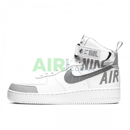 Air Force 1 High Under Construction White CQ0449-100