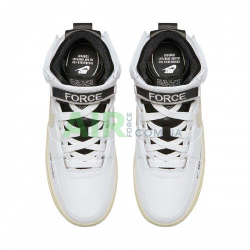 Air Force 1 High Utility White Light Cream AJ7311-100