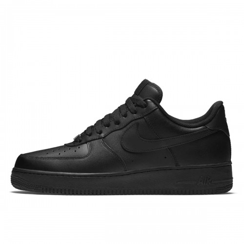 Air Force 1 07 Low Black 315122-001