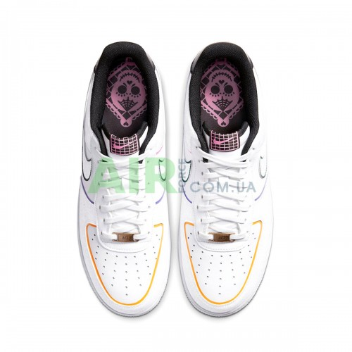 CT1138-100 Air Force 1 Low Day of the Dead