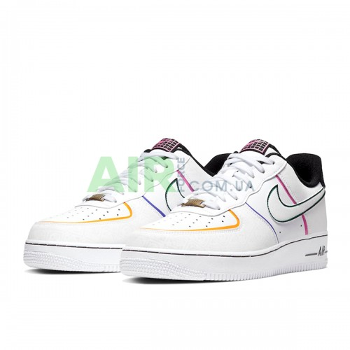 Air Force 1 Low Day of the Dead CT1138-100