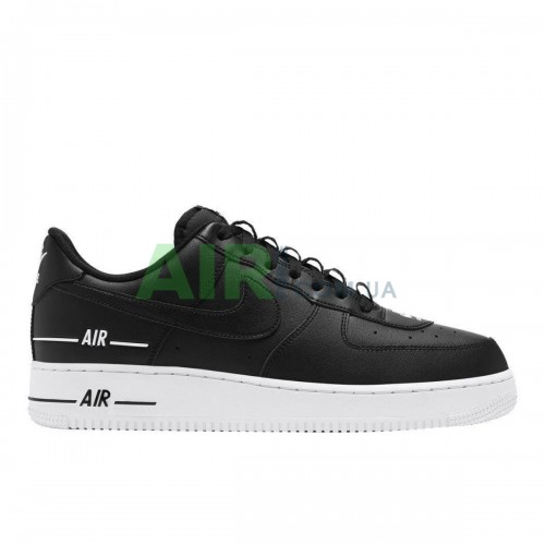Air Force 1 Low Double Air Low Black White CJ1379-001