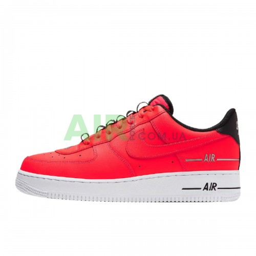 Air Force 1 Low Double Air Red White CJ1379-600