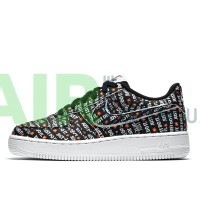 Air Force 1 07 LV8 JDI Black AO6296-001