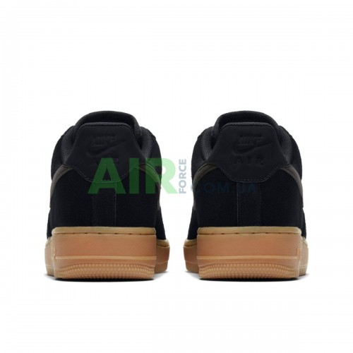 Air Force 1 '07 Lv8 Suede Mens Low-Top Black AA1117-001