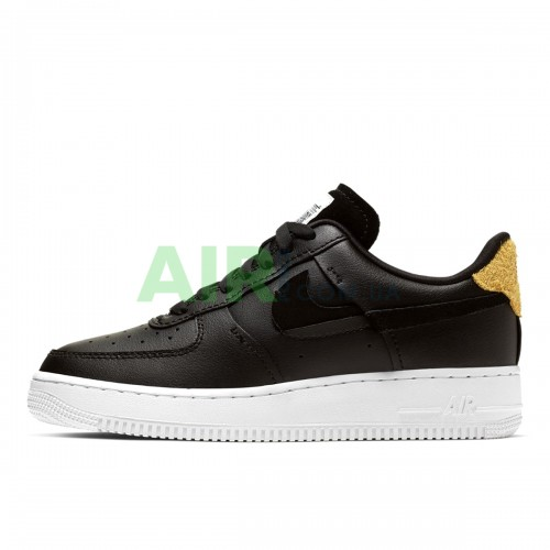 898889-014 Air Force 1 07 LX Inside Out Black