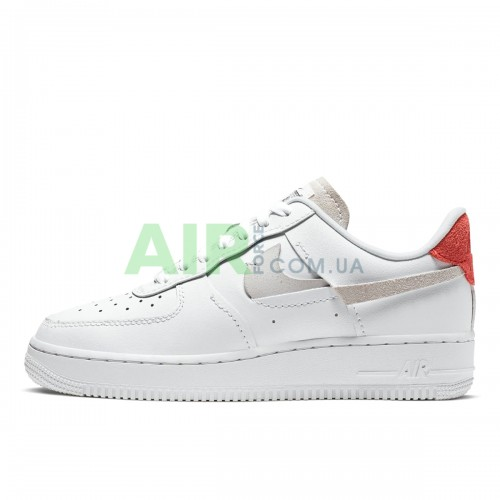 898889-103 Air Force 1 07 LX Vandalized