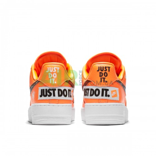 Air Force 1 07 PRM JDI Total Orange AR7719-800