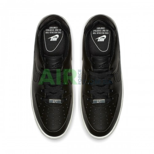 Air Force 1 Sage Low Black AR5339-002