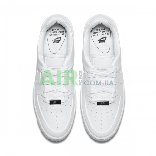 AR5339-100 Air Force 1 Sage Low White