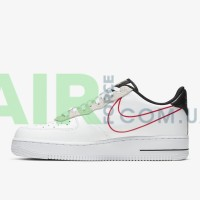 Air Force 1 Low Script Swoosh CK9257-100