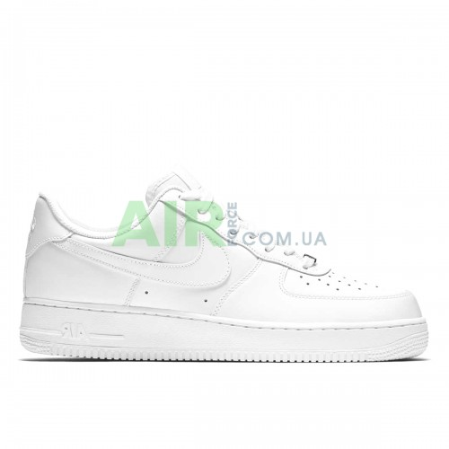 315122-111 NIKE Air Force 1 07 Low White