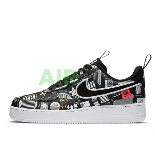 CZ5927-001 Air Force 1 Low Worldwide