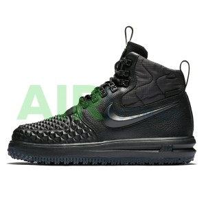 Lunar Force 1 Duckboot 17 Black 916682-002