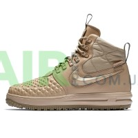 Lunar Force 1 Duckboot 17 Linen 916682-201
