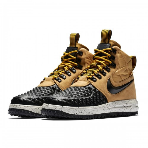Lunar Force 1 Duckboot 17 Metalic Gold 916682-701
