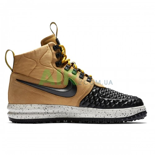 916682-701 Lunar Force 1 Duckboot 17 Metalic Gold