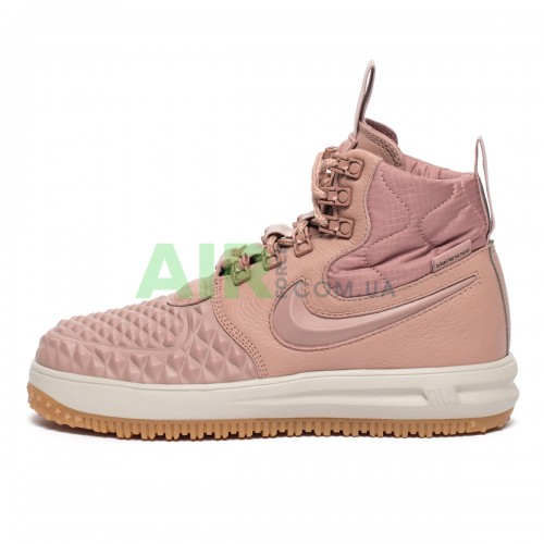 AA0283-600 Lunar Force 1 Duckboot 17 Particle Pink