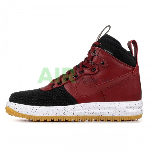 Lunar Force 1 Duckboot 17 TM Red 805899-002