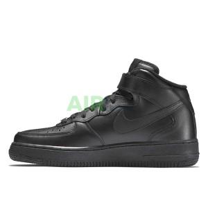 Air Force 1 07 Mid Black 315123-001
