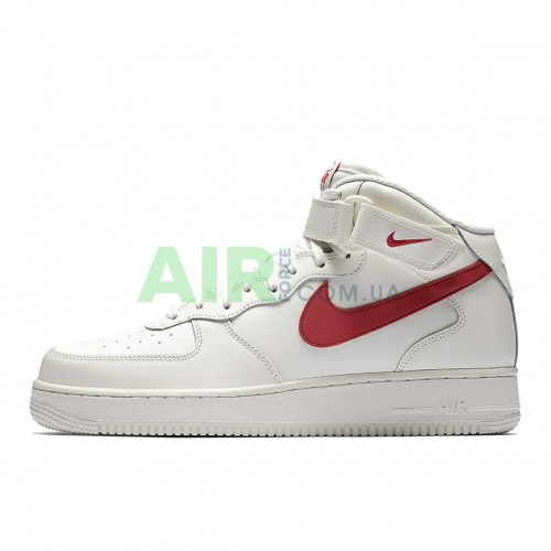 Air Force 1 Mid Sail University Red 315123-126