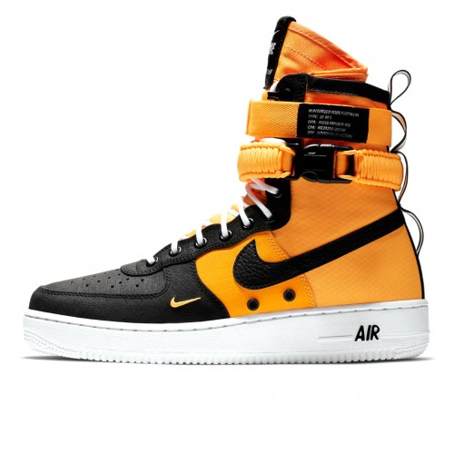 SF Air Force 1 High Laser Orange 864024-800