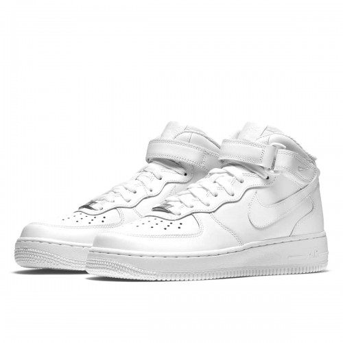 Air Force 1 07 Mid White 315123-111