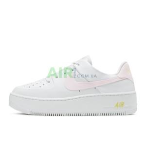 Air Force 1 Sage White Pink CI9094-100
