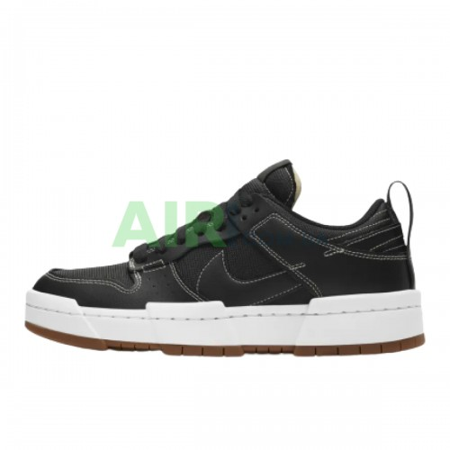 Dunk Low Disrupt Black Gum CK6654-002