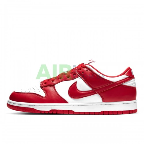 Dunk Low University Red White CU1727-100