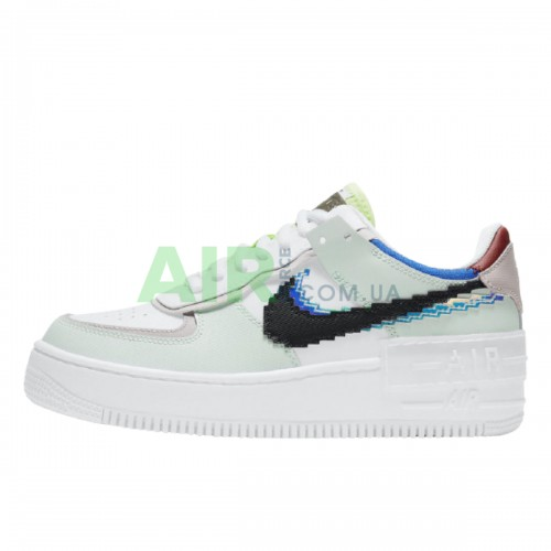 Air Force 1 Low Shadow 8 Bit Barely Green CV8480-300
