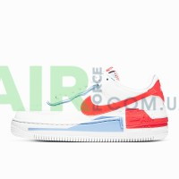 Air Force 1 Shadow Summit White Team Orange CQ9503-100