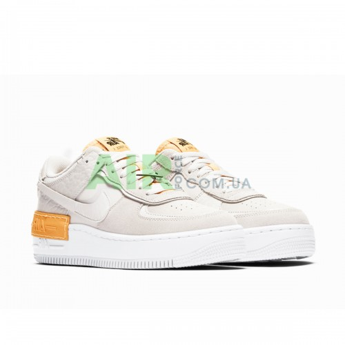 Air Force 1 Shadow Vast Grey Laser Orange CU3446-001
