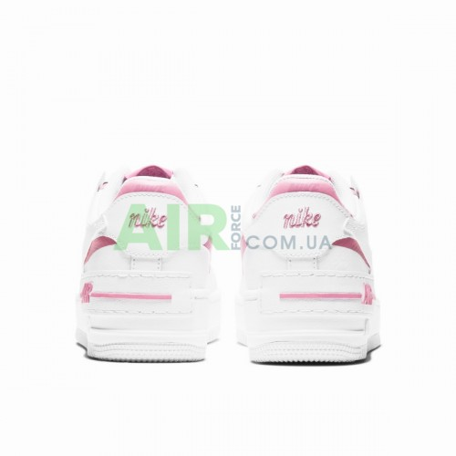 Air Force 1 Shadow White Magic Flamingo CI0919-102