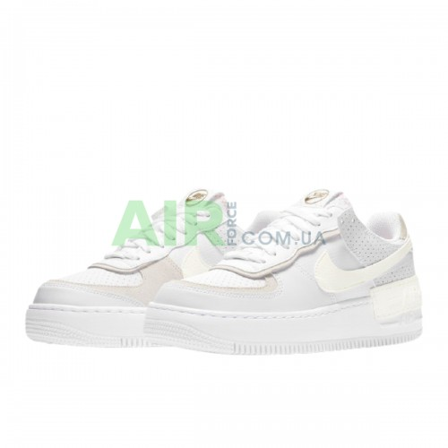 Air Force 1 Shadow White Stone Atomic Pink CZ8107-100