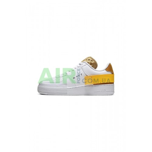 Air Force 1 Type White Gold AT7859-100