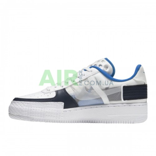 Air Force 1 Type White Obsidian CQ2344-100