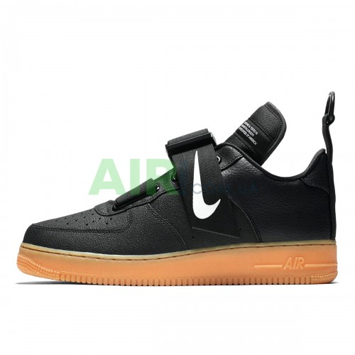 Air Force 1 Utility Black Gum AO1531-002