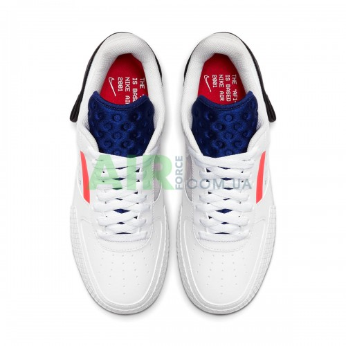 CI0054-100 Air Force 1 Type White