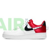 Air Force 1 07 LV8 White Red BQ4420-600