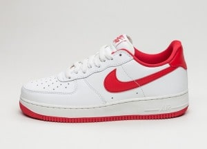 Nike Air Force Reds