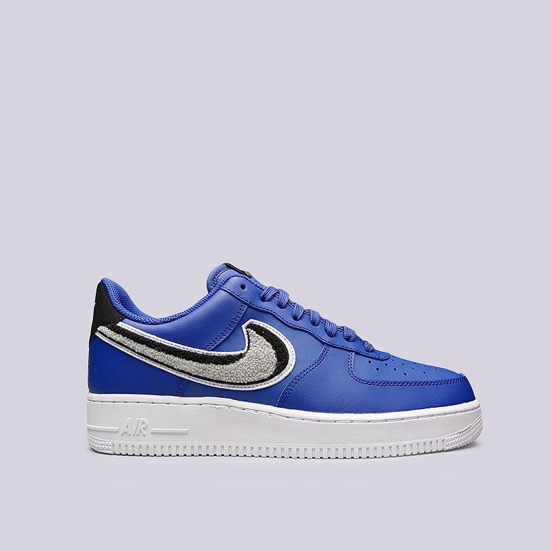 Nike Air Force 1 сині
